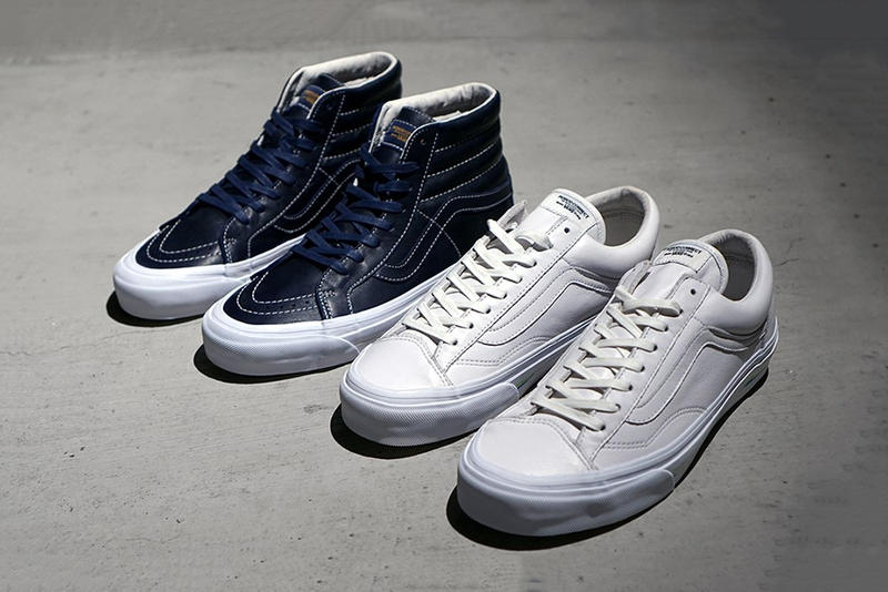 Vans x Period Correct Release a Squadra Corse-Inspired Pack
