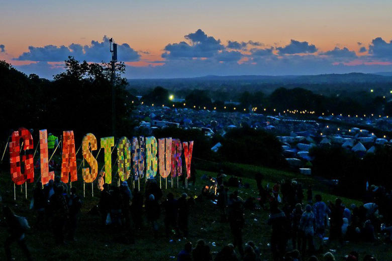 Lady Gaga is rumored to headline Glastonbury Festival