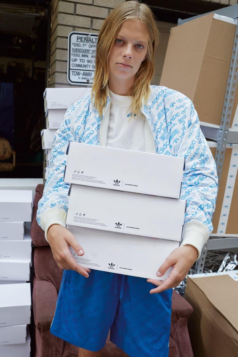 adidas Originals by Alexander Wang 2017 Lookbook