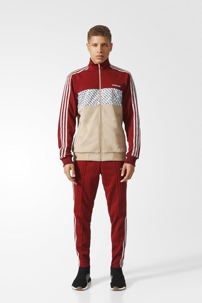 adidas Originals x UNITED ARROWS & SONS x MIKITYPE Tracksuits