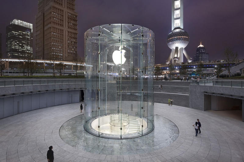 Apple China R & D Center Shanghai Suzhou