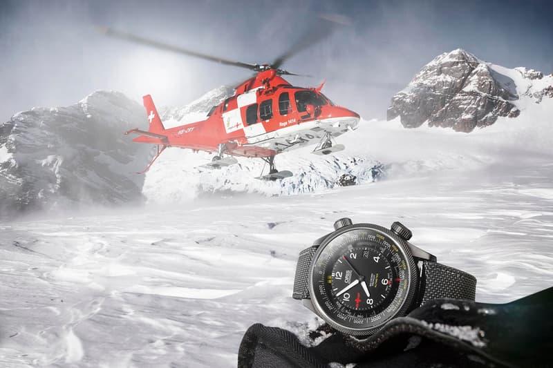 Baselworld Fair 2017 前哨戰 - Oris Altimeter Rega 救命時計