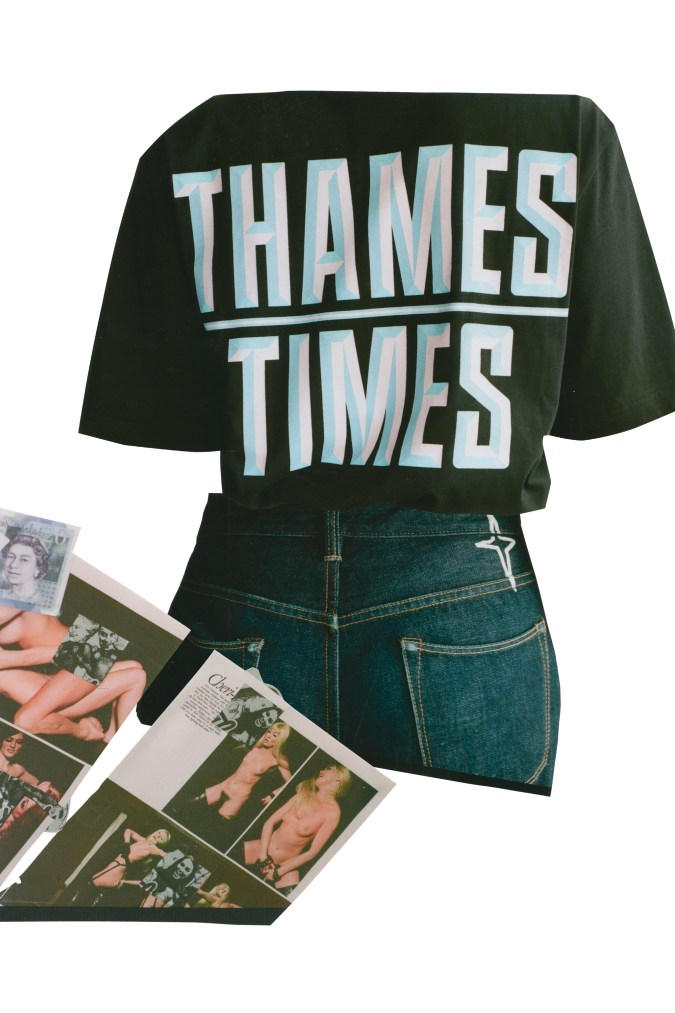 Blondey McCoy Thames 2017 Spring Collection