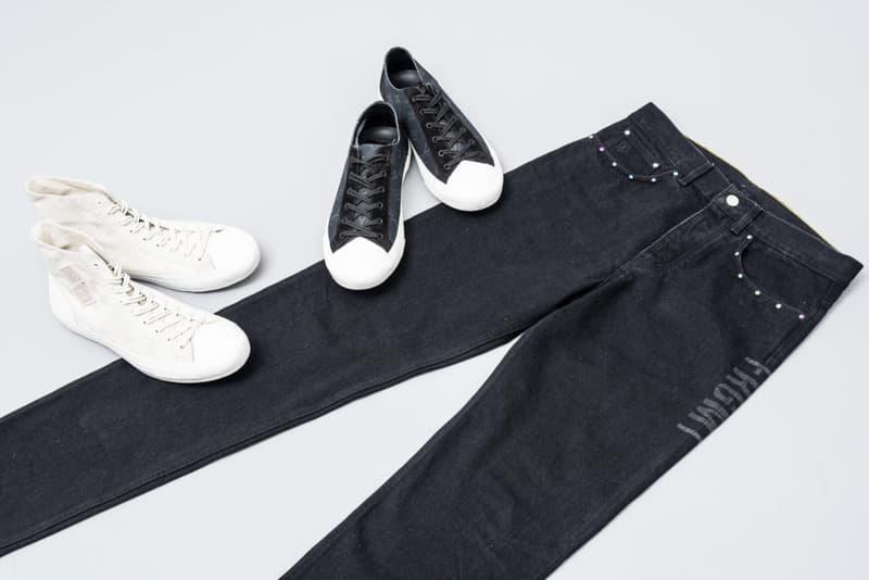fragment design x Louis Vuitton 2017 Collaboration