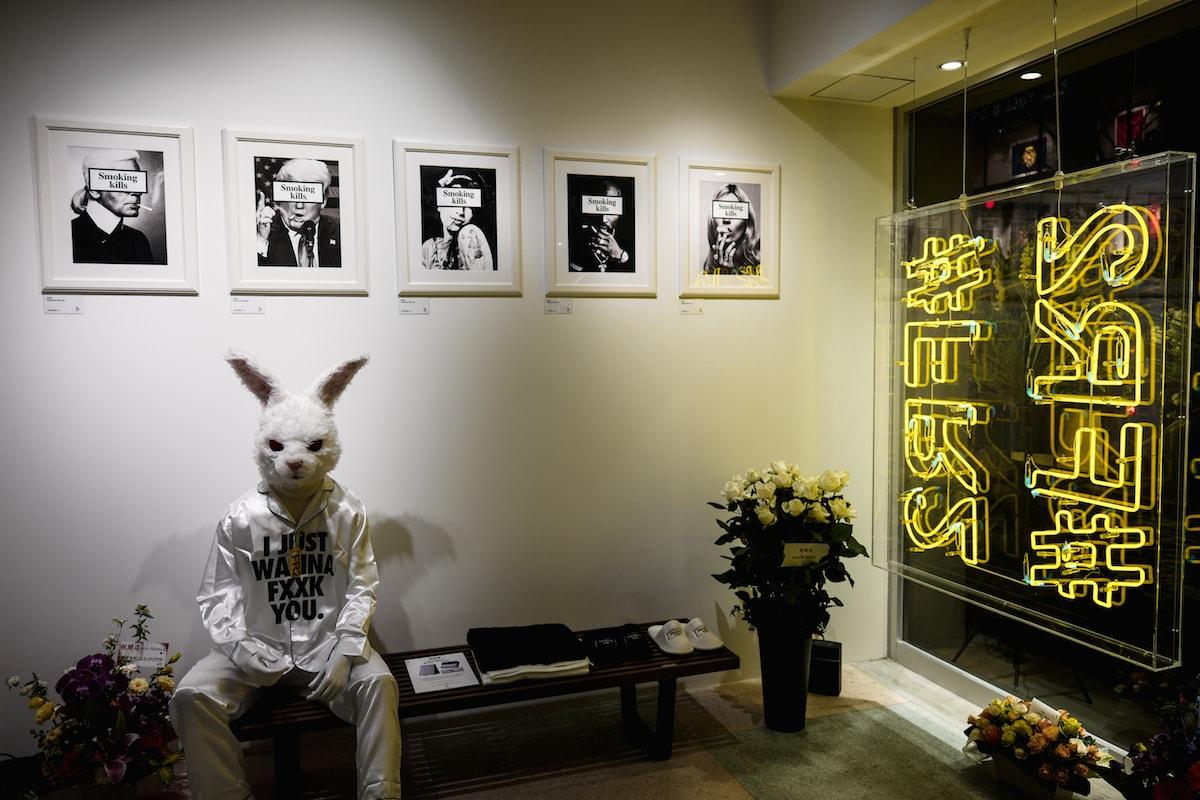 HYPEBEAST 專訪日本攝影師兼 Fxxking Rabbits 主理人 #FR2