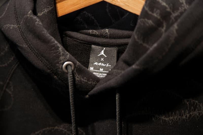 Interview Bolin Chen KAWS x Jordan Brand NikeLab X158