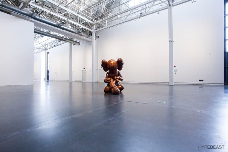 KAWS Where The End Starts Exhibition Shanghai