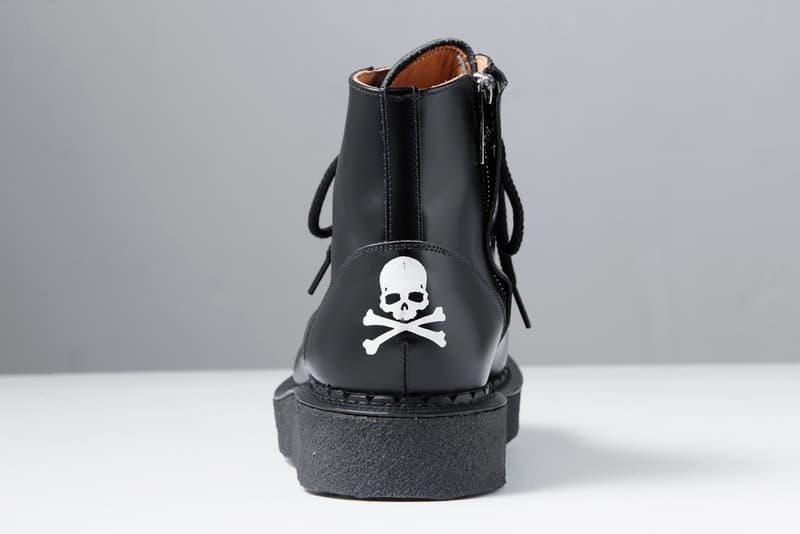 mastermind JAPAN George Cox Creeper Boot