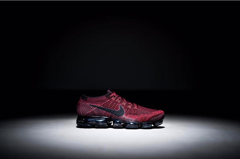 Nike Air VaporMax Red/Black First Look
