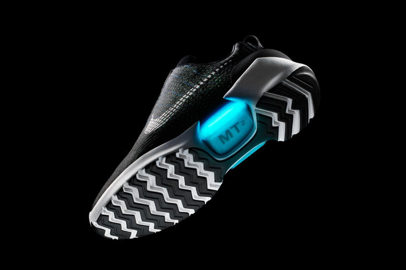 Nike HyperAdapt 1.0 Re-Release Via Draw