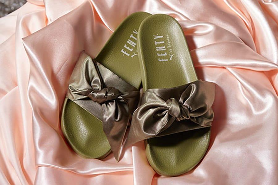 Rihanna x PUMA Fenty Bow Sneaker and