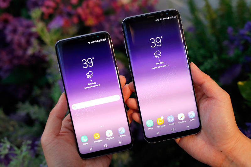 Samsung Galaxy S8 Debut