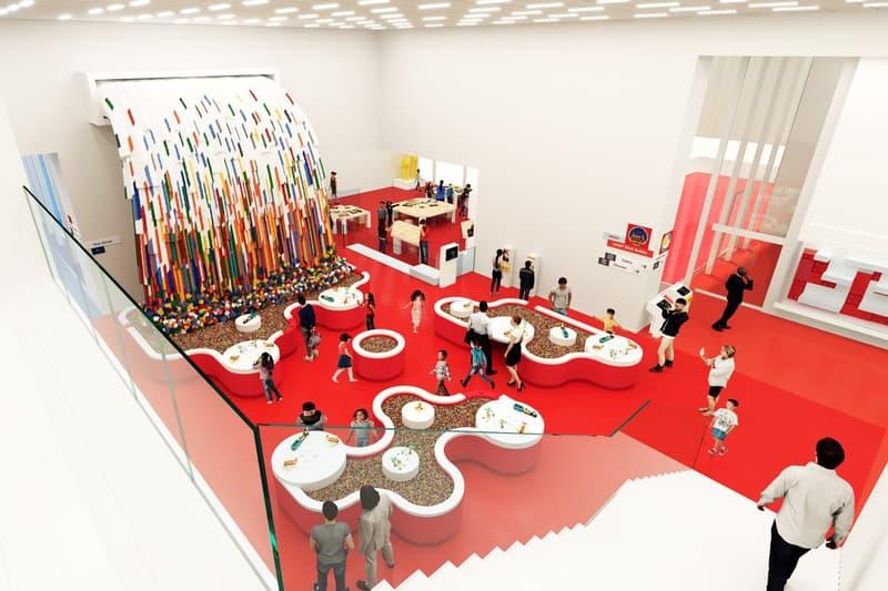 LEGO® Experience Center Denmark Open This Year