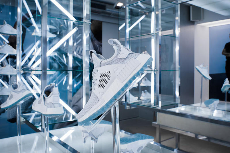 Titolo x adidas NMD XR1 Trail Celestial Pop-Up in Zurich