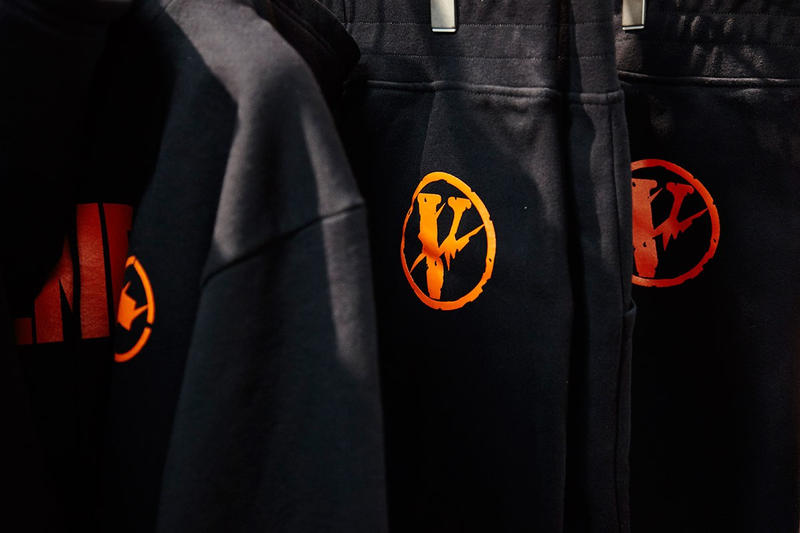 VLONE x fragment design THE PARK・ING GINZA Pop-Up