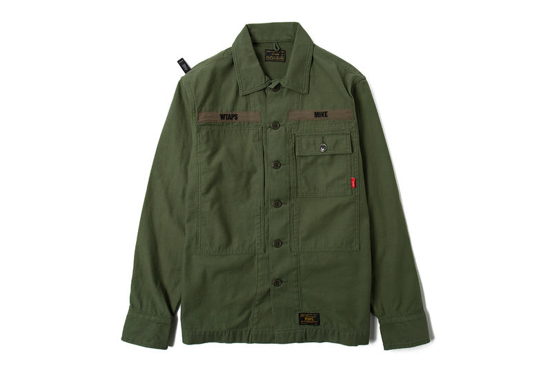 WTAPS 2017 SPRING SUMMER COLLECTION