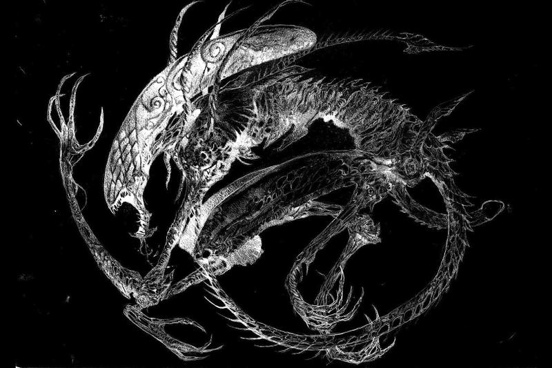 外星怪物 38 年經典依舊 - 異形的不同形態大解構