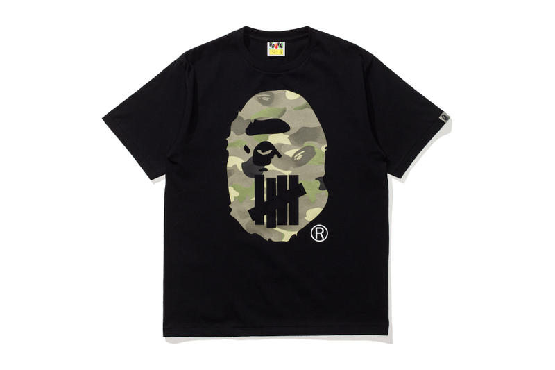 A BATHING APE® x UNDEFEATED 2017SS Collection