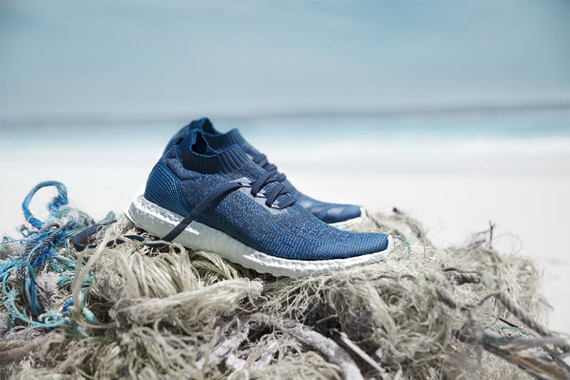 adidas x Parley for the Oceans 聯名 UltraBOOST 系列香港上架情報!