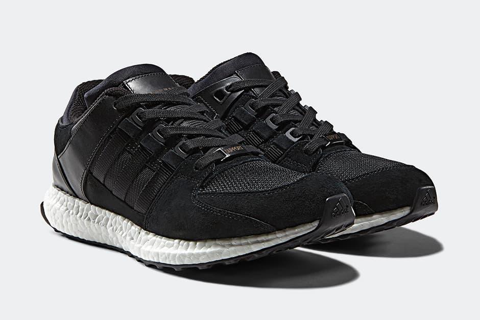 "adidas Originals EQT ""Milled Leather"" Pack"