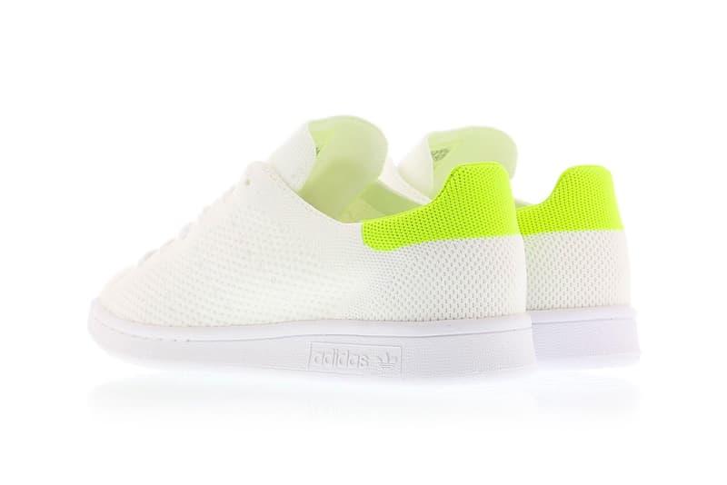 adidas Originals Stan Smith Primeknit 推出全新配色「Solar Yellow」