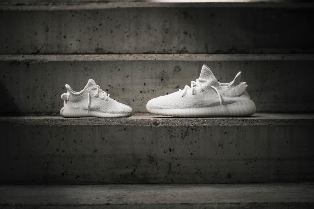 "adidas Originals YEEZY BOOST 350 V2 ""Cream White"" Closer Look"