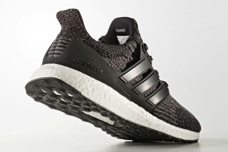 "adidas UltraBOOST 3.0 ""Core Black"" Preview"