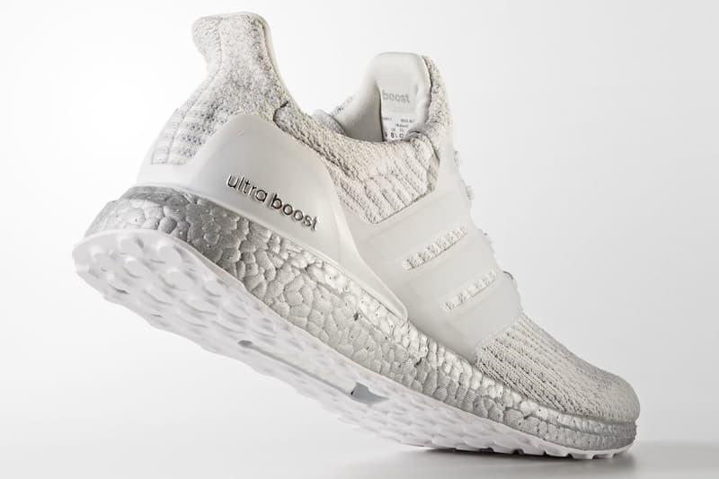 "adidas UltraBOOST 3.0 ""Crystal White"""