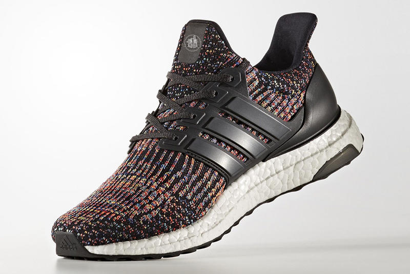 "adidas UltraBOOST 3.0 ""Multicolor"" Official Images"