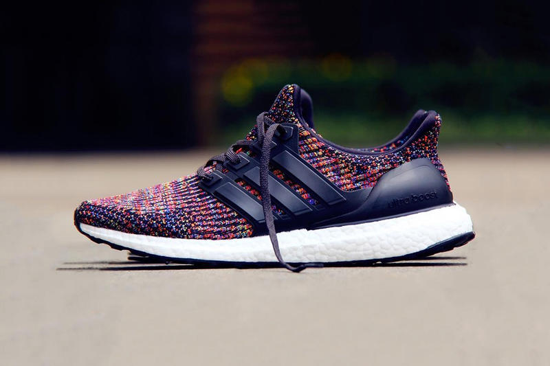 "adidas UltraBOOST 3.0 ""Multicolor"" Resurfaces"