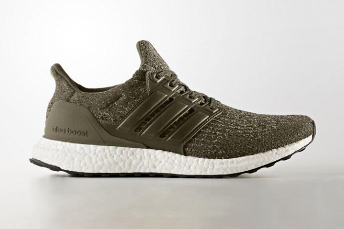"""adidas UltraBOOST 3.0 """"Trace Olive"""""""