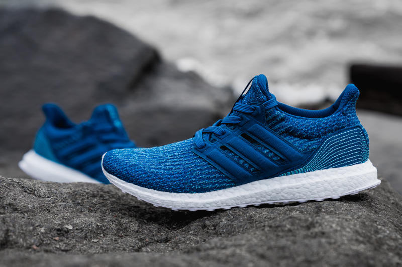 adidas x Parley for the Oceans UltraBOOST 3.0 Closer Look