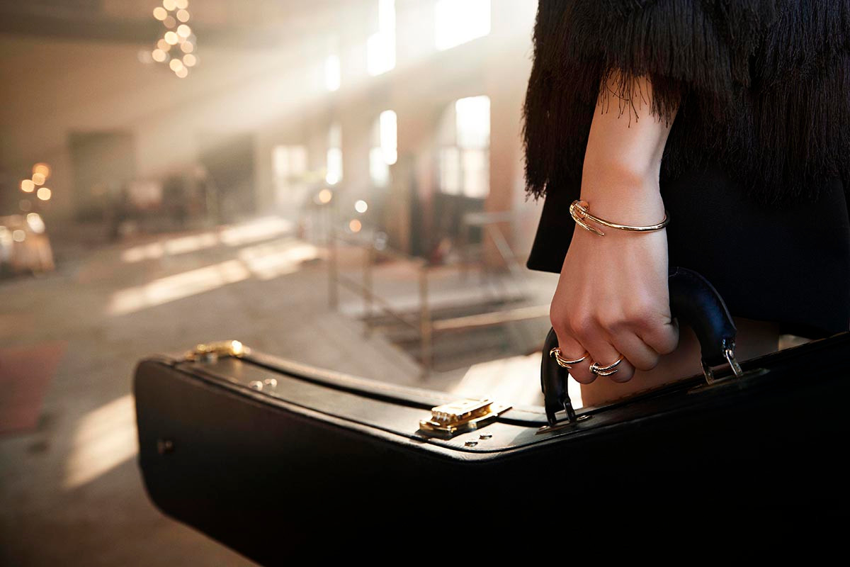 Cartier 推出全新 Juste un Clou 系列