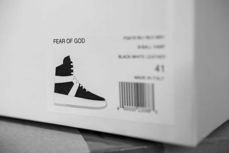 直擊 Fear of God 最新「1987」別注系列發售現場