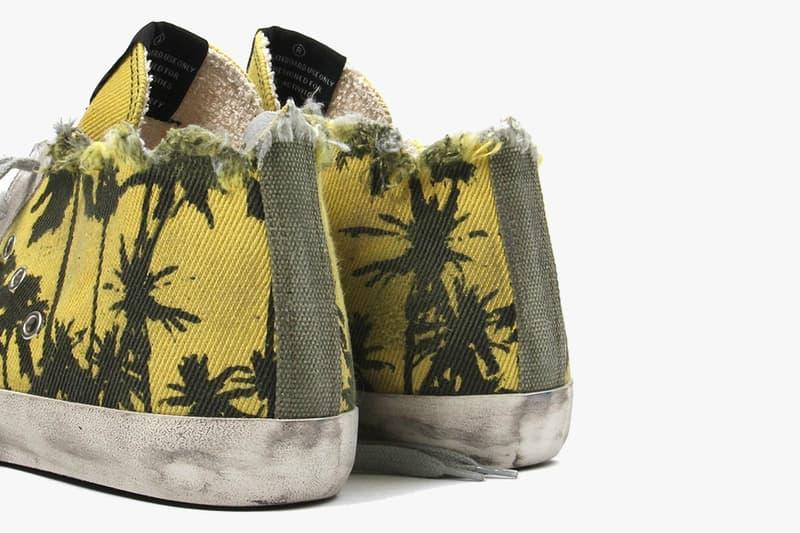 Golden Goose Deluxe Brand Sneakers Francy Tropical