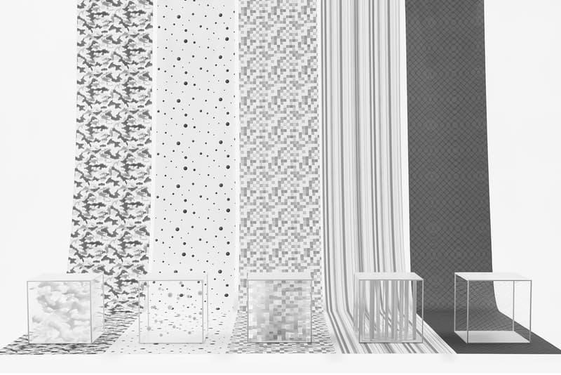 Nendo Jil Sander 'Objectextile' Exhibition