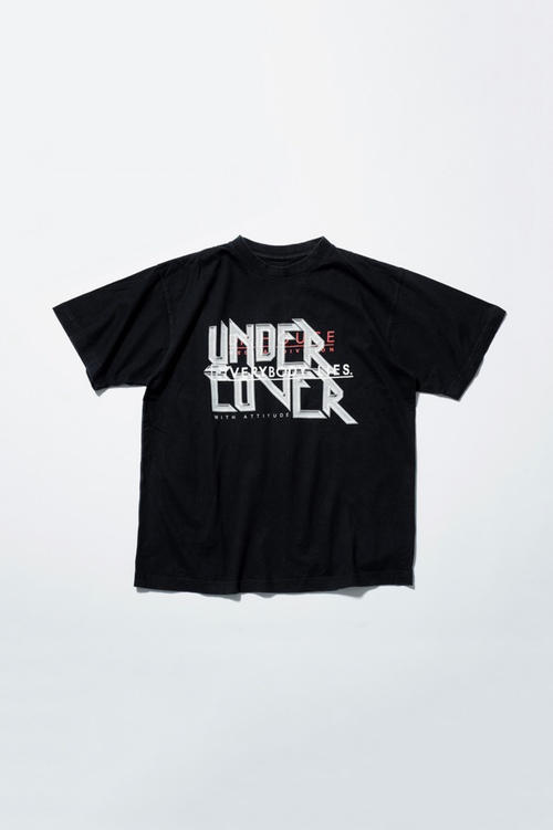 UNDERCOVER GINZA SIX Exclusive Capsule
