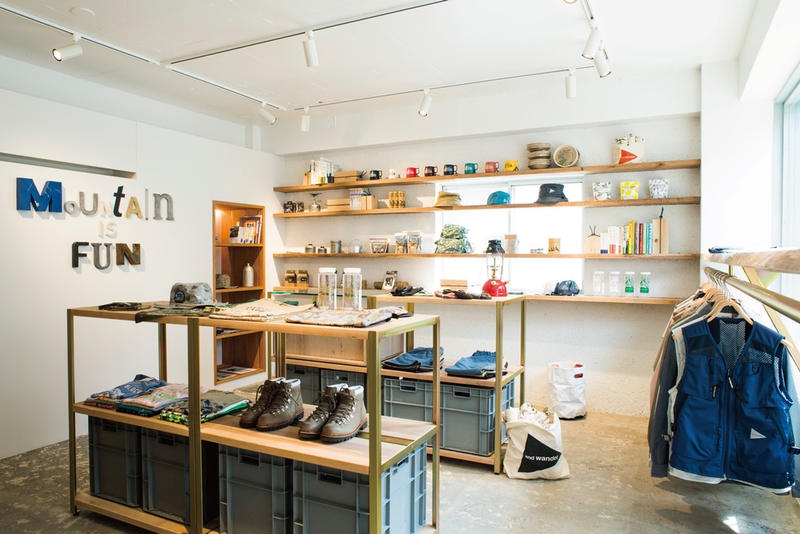 and wander is opening in Tokyo