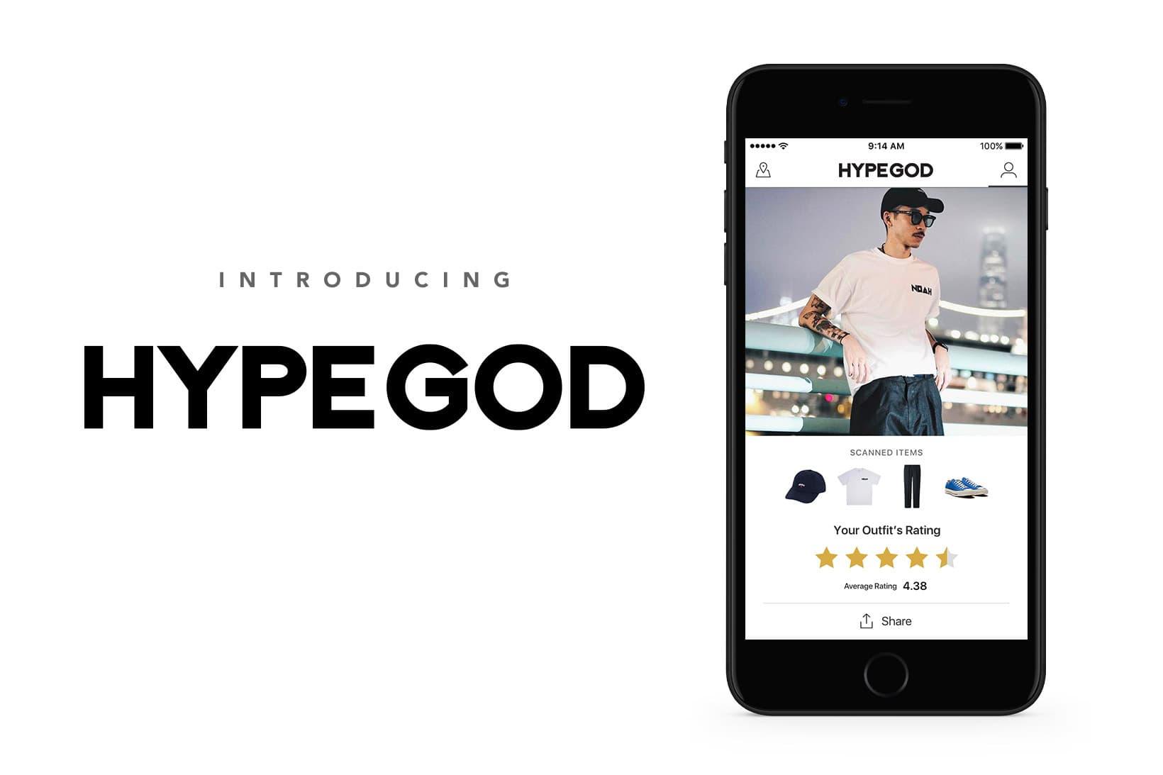 務必下載 - 社交媒體新趨勢 HYPEGOD 應用程式