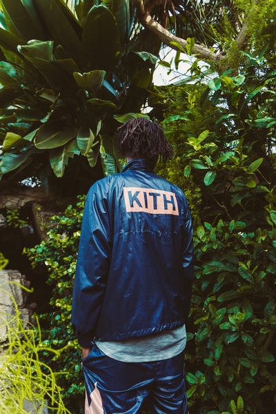 "KITH ""Volcano 2.0"" Apparel Collection"