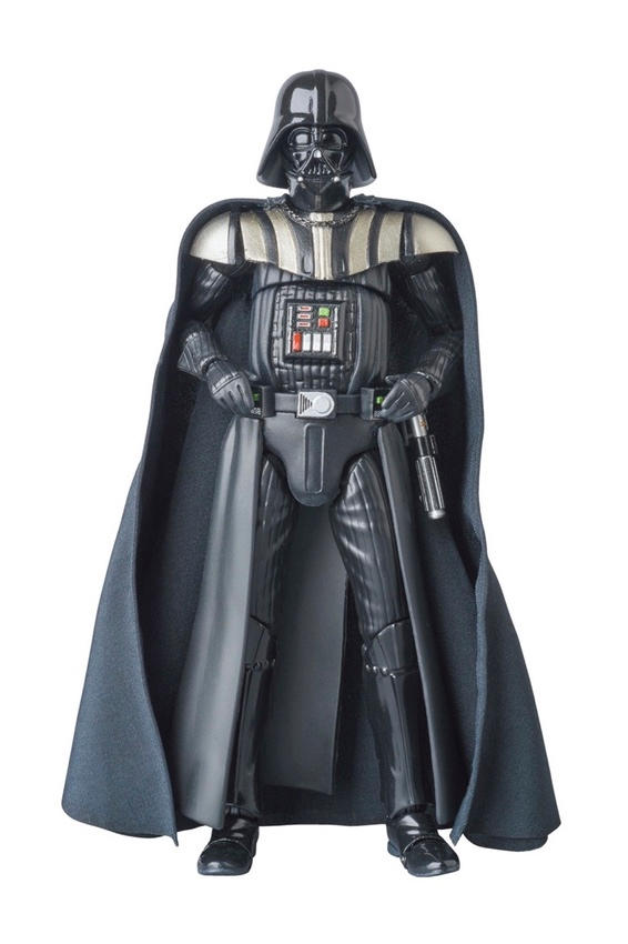 Medicom Toy x Star Wars Darth Vader Rey Figures