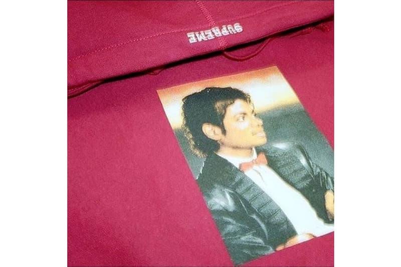 Michael Jackson x Supreme Collaboration Leak