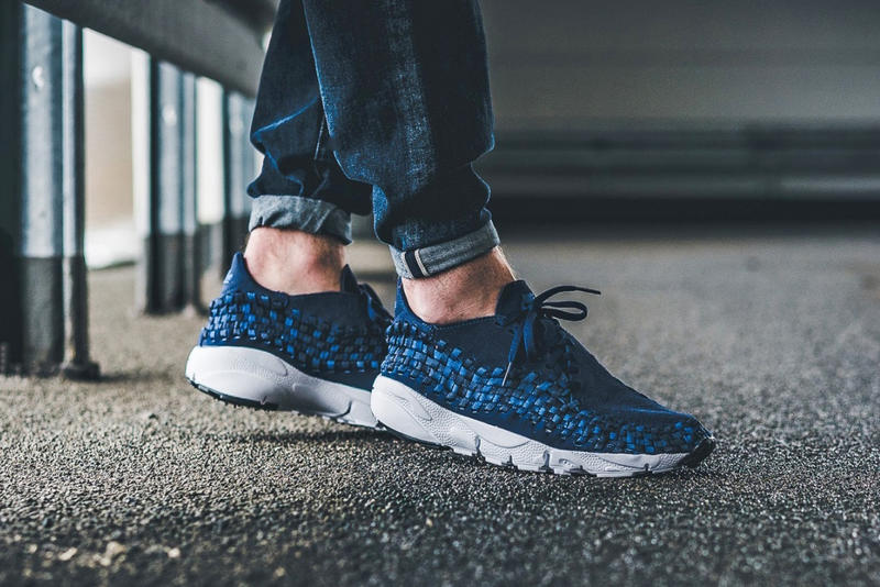 Nike Air Footscape Woven New Colorways