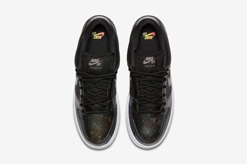 Nike SB Dunk Low「Galaxy」星空圖案注入