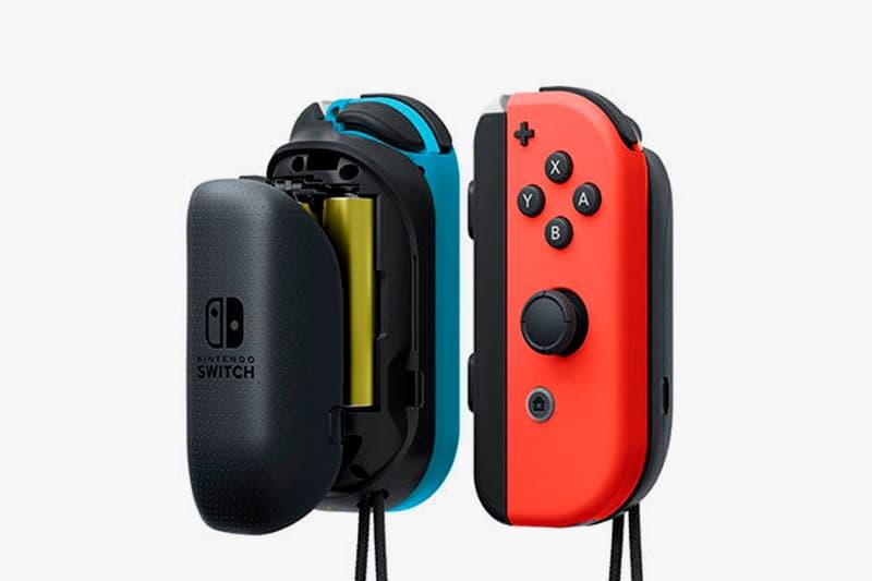 Nintendo Switch Joy-Con Controller Neon Yellow