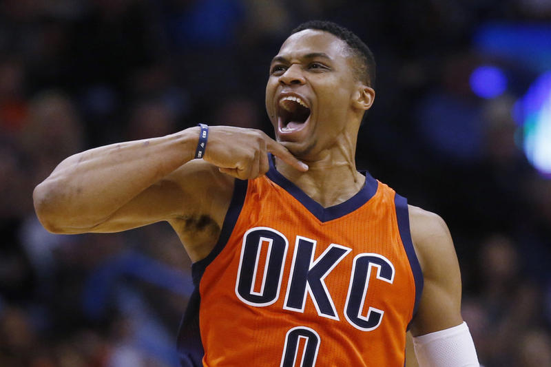Russell Westbrook 42th Triple Double