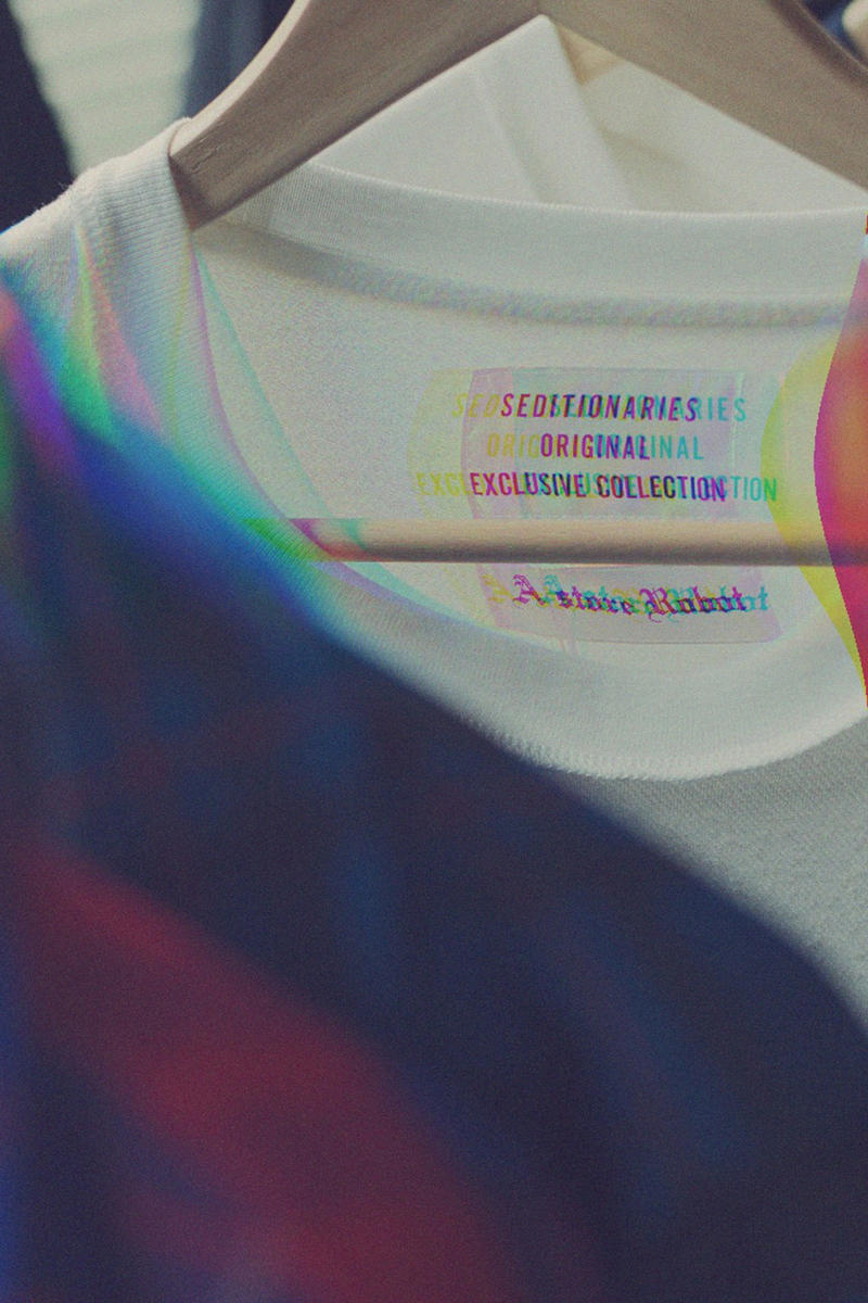 SEDITIONARIES × A STORE ROBOT by 10exture