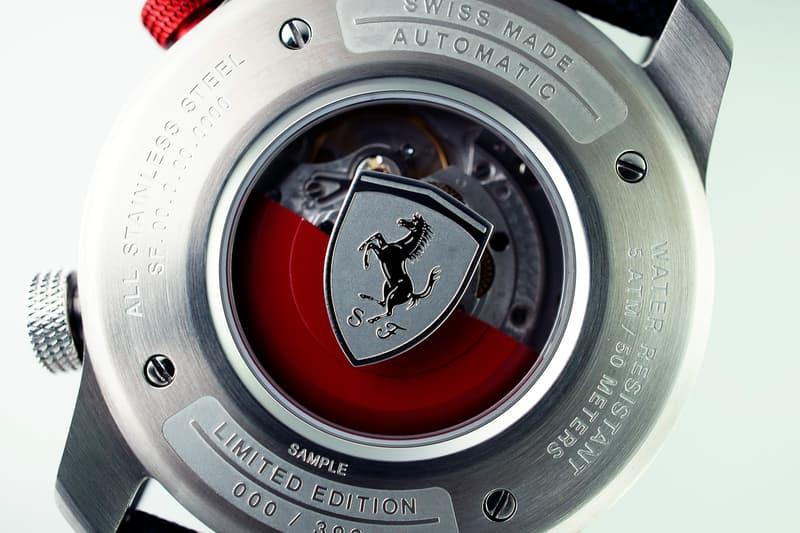 Scuderia Ferrari Primato 限量版紀念 Ferrari 70 周年