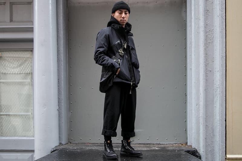 Streetsnaps: Techwear Collective