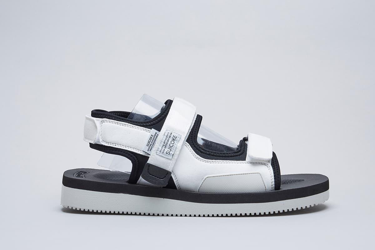 SUICOKE 首推為滑板運動而設的涼鞋